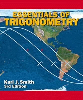 Image for Essentials of Trigonometry