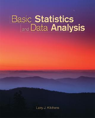 Image for Basic Statistics and Data Analysis (with CD-ROM and InfoTrac)