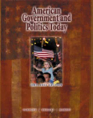 Image for American Government and Politics Today: 2003-2004