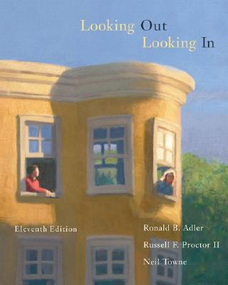 Image for Looking Out, Looking In (with CD-ROM and InfoTrac) (Available Titles CengageNOW)