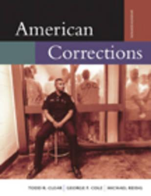 Image for American Corrections (with InfoTrac) (Available Titles CengageNOW)