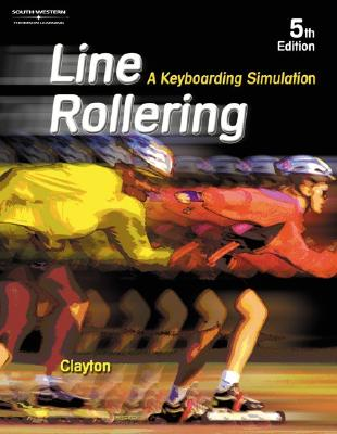 Image for Line Rollering: A Keyboarding Simulation