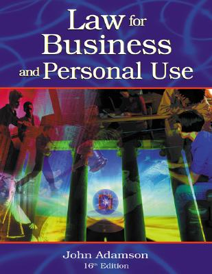 Image for Law for Business and Personal Use