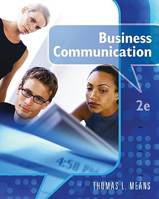 Business Communication (Introduction to Business Communication), Means, Thomas