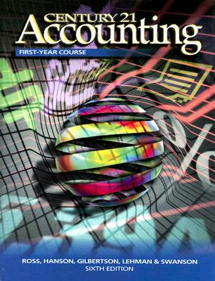 Image for Century 21 Accounting First Year Book: Chapters 1-28