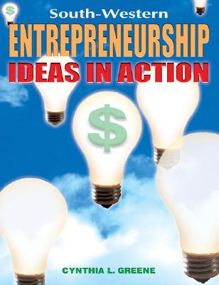 Image for Entrepreneurship: Ideas in Action - Text