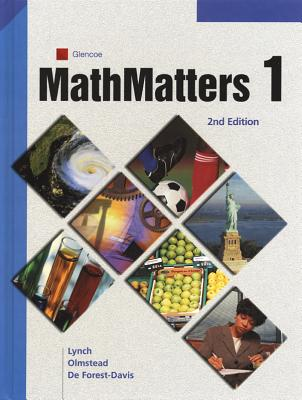 Image for MathMatters: Book 1, Student Edition