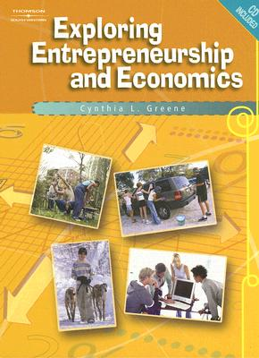 Image for Exploring Entrepreneurship and Economics (with CD-ROM) (Middle School Solutions)