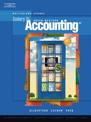 Image for Century 21 Accounting: Multicolumn Journal (with CD-ROM)