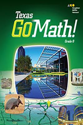 Image for Go Math: Student Interactive Worktext Grade 8 2015