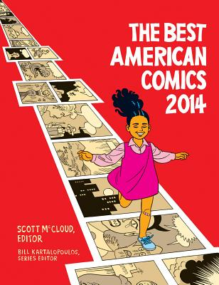 Image for The Best American Comics 2014 (The Best American Series ®)