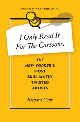 Image for I ONLY READ IT FOR THE CARTOONS