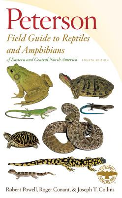Image for Peterson Field Guide to Reptiles and Amphibians of Eastern and Central North America, Fourth Edition (Peterson Field Guides)