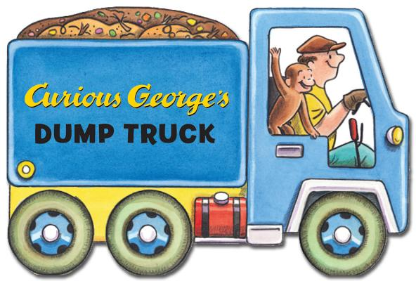 Image for Curious George's Dump Truck (mini movers shaped board books)