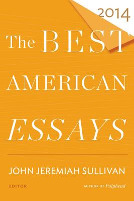 Image for Best American Essays 2014