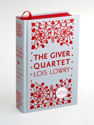 Image for The Giver Quartet Omnibus:  The Giver / Gathering Blue / Messenger / Son  **SIGNED & DATED, 1st Thus /1st Printing + Photos**