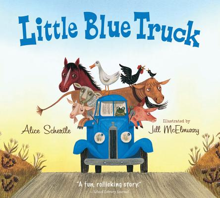 Image for LITTLE BLUE TRUCK