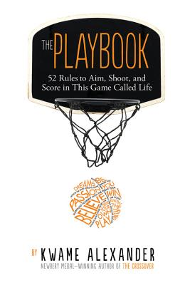 Image for The Playbook: 52 Rules to Aim, Shoot, and Score in This Game Called Life **SIGNED 1st Edition /1st Printing + Photo**