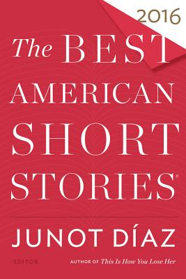 Image for Best American Short Stories 2016