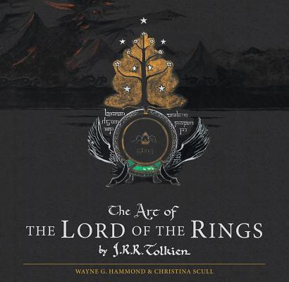 The Art of The Lord of the Rings by J.R.R. Tolkien, J.R.R. Tolkien