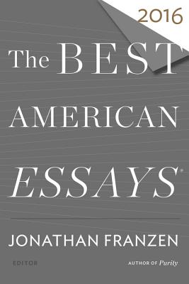 Image for Best American Essays 2016