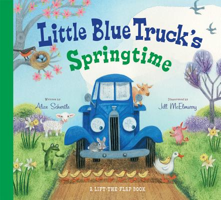 Image for LITTLE BLUE TRUCK'S SPRINGTIME