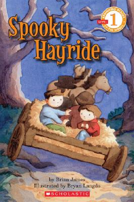 Image for Scholastic Reader Level 1: Spooky Hayride
