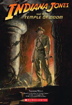 Image for Indiana Jones and the Temple of Doom Movie Novelization