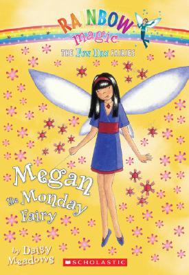 Image for Fun Day Fairies #1: Megan the Monday Fairy: A Rainbow Magic Book