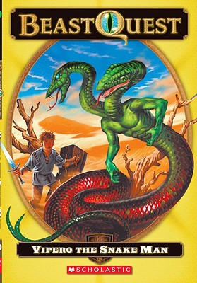 Image for Vipero The Snake Man