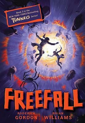 Freefall (Tunnels), Brian Williams, Roderick Gordon