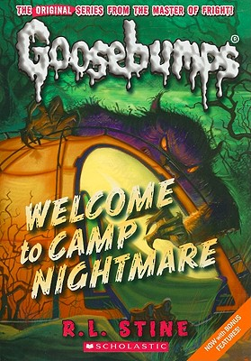 Image for Classic Goosebumps #14: Welcome to Camp Nightmare