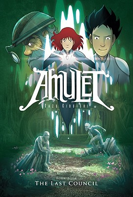 Image for Amulet #4: The Last Council