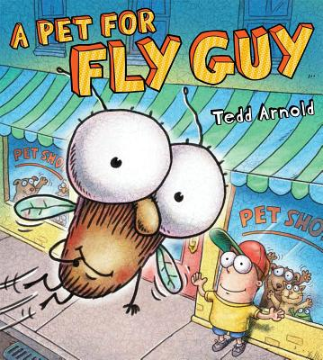 Image for Pet For Fly Guy, A