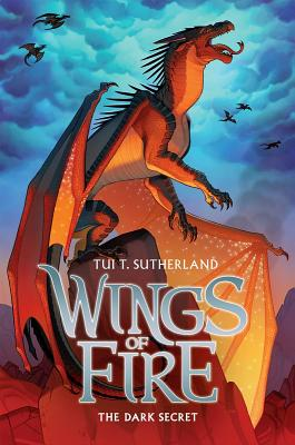 Wings of Fire Book Four: The Dark Secret, Sutherland, Tui T.