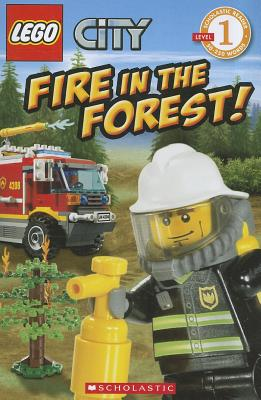 LEGO City: Fire in the Forest! (Level 2), Scholastic, Samantha Brooke