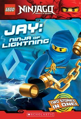 Image for Jay, Ninja of Lightning (LEGO Ninjago: Chapter Book)