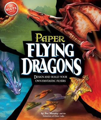 Image for Klutz Paper Flying Dragons Craft Kit