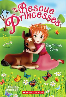 Image for The Magic Rings (The Rescue Princesses)