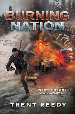 Image for Burning Nation (Divided We Fall, Book 2)