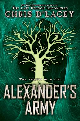 UFiles #2: Alexander's Army, d'Lacey, Chris