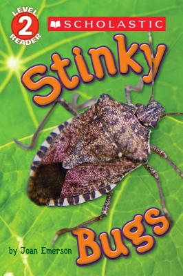 Image for Scholastic Reader Level 2: Stinky Bugs