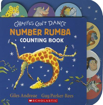 Image for Giraffes Can't Dance: Number Rumba