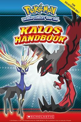 Image for Pokemon: Kalos Region Handbook (Pokemon (Scholastic))