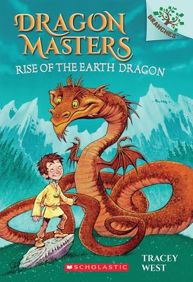 Image for RISE OF THE EARTH DRAGON (DRAGON MASTERS, NO 1) (A BRANCHES BOOK)