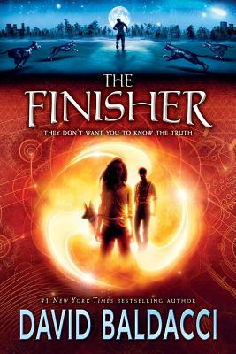Image for The Finisher (Vega Jane #1)
