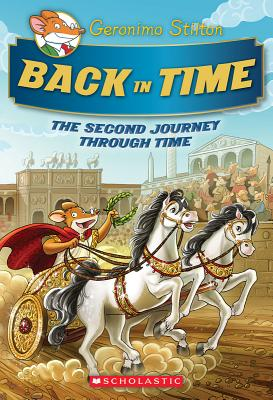 Image for Geronimo Stilton Special Edition: The Journey Through Time #2: Back in Time