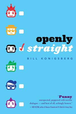 Image for OPENLY STRAIGHT