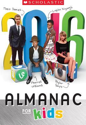 Image for Scholastic Almanac for Kids 2016