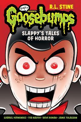 Image for Slappy's Tales Of Horror (Goosebumps)